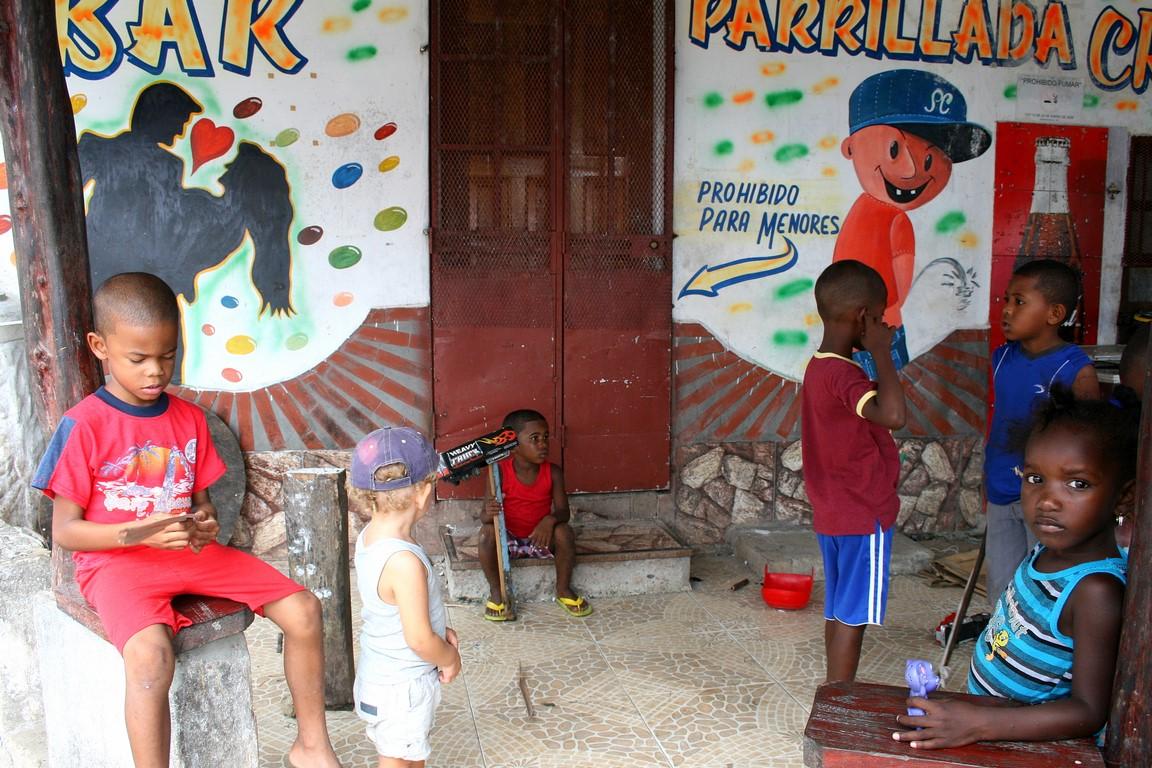 Dzieci w Portobello