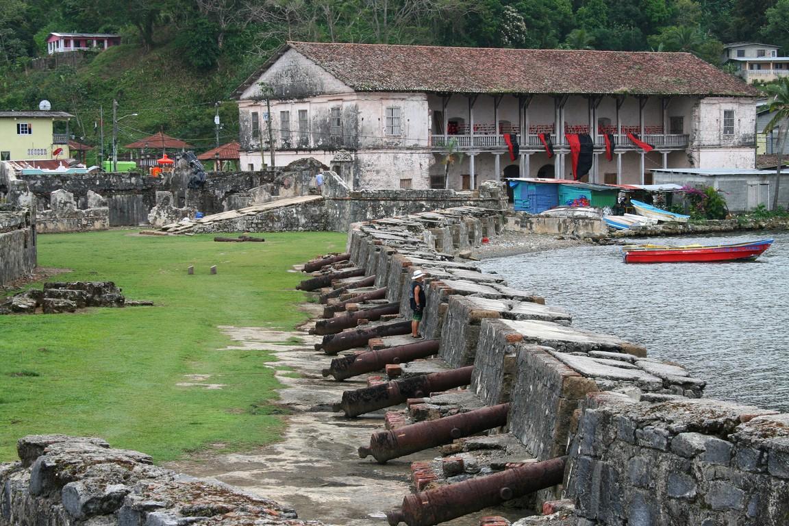Fort w Portobello 2