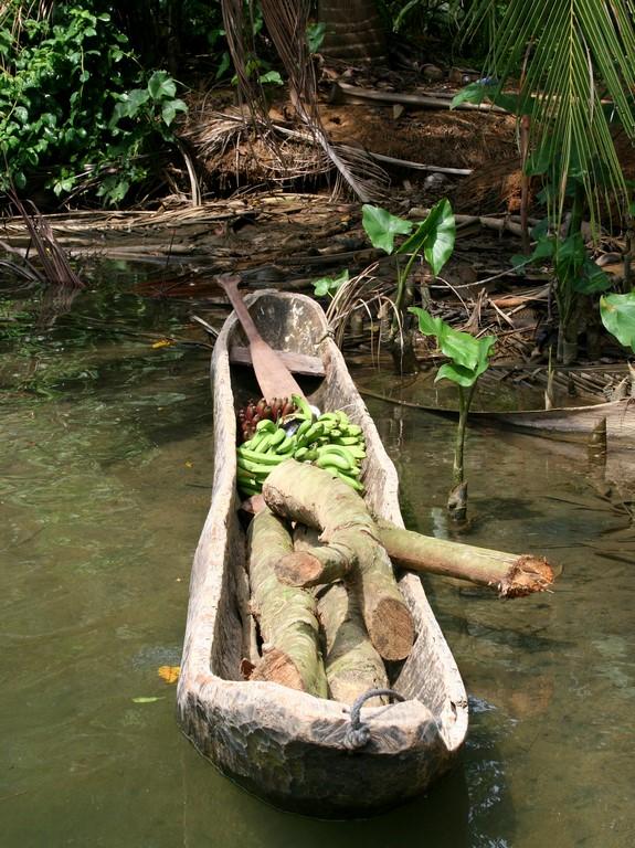 Dłubanka na Rio Diablo