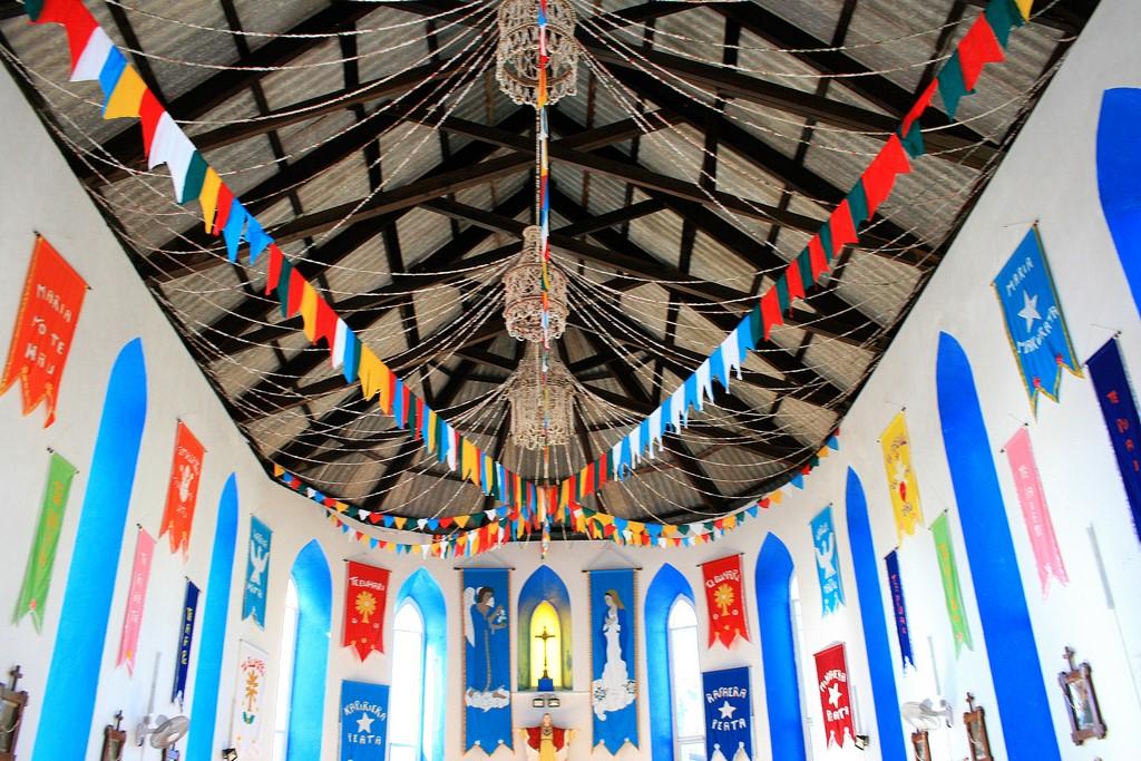 Kościół na Katiu