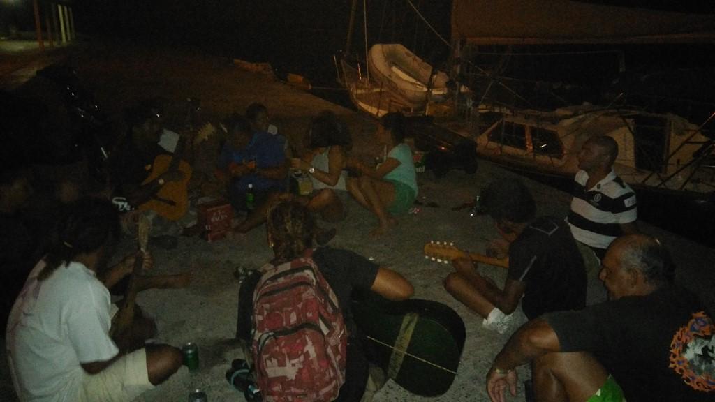 Koncert na sześć ukulele przy Sputniku III