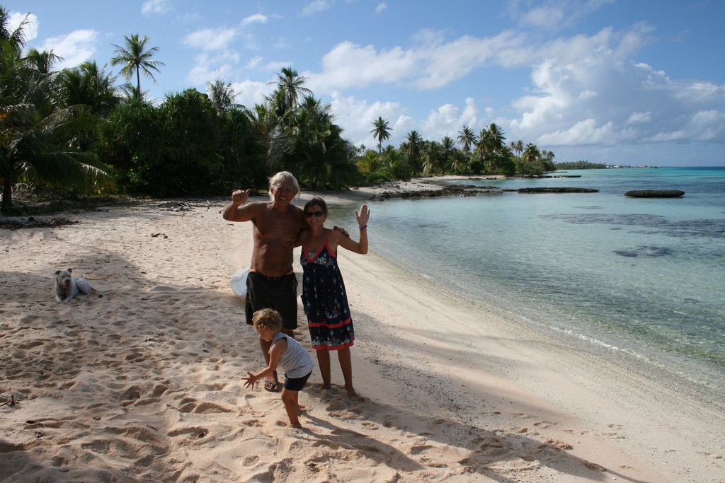 Plaża Daniela na Katiu