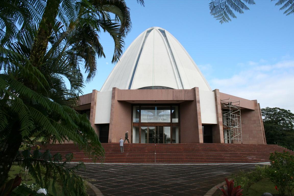 Świątynia Bahai na Samoa