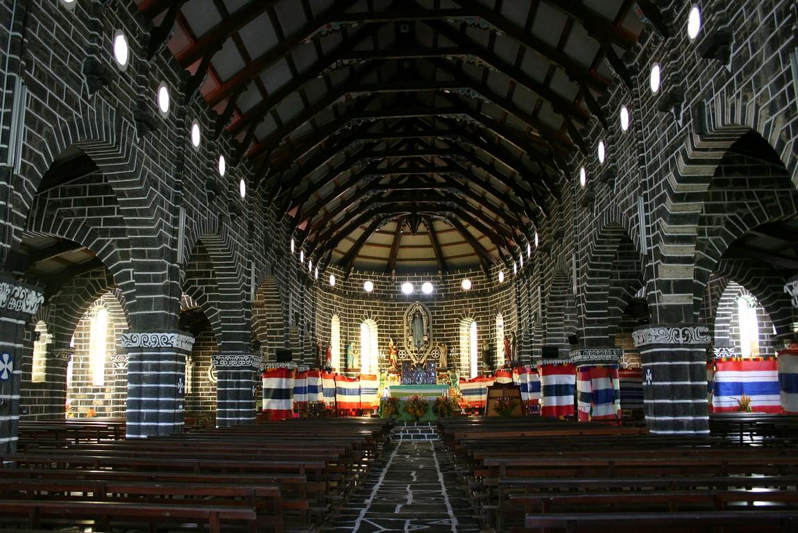 Kościół w Mata Utu na Uvea - Wallis