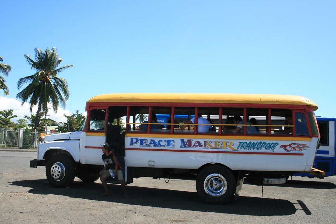 Samoański autobus