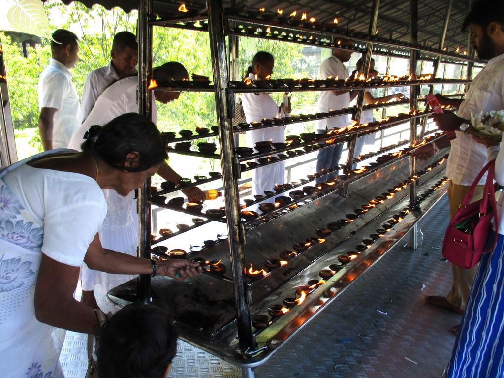 Świątnia Dalaga Maligawa w Kandy
