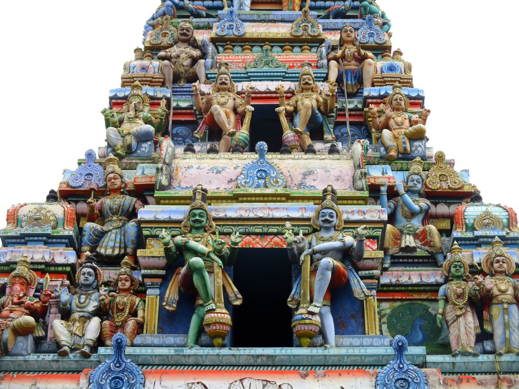 Świątynia w Galle