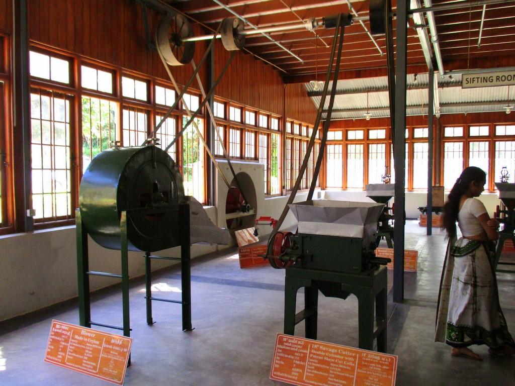 Muzeum herbaty w Kandy