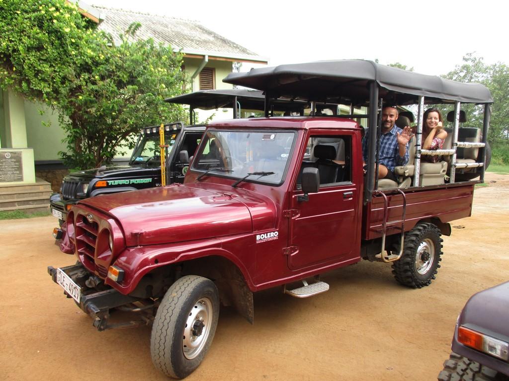 Safari w parku Udawalawe