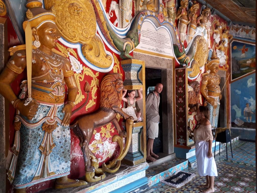 Swiątynia Yatagala Rajamaha Vihara