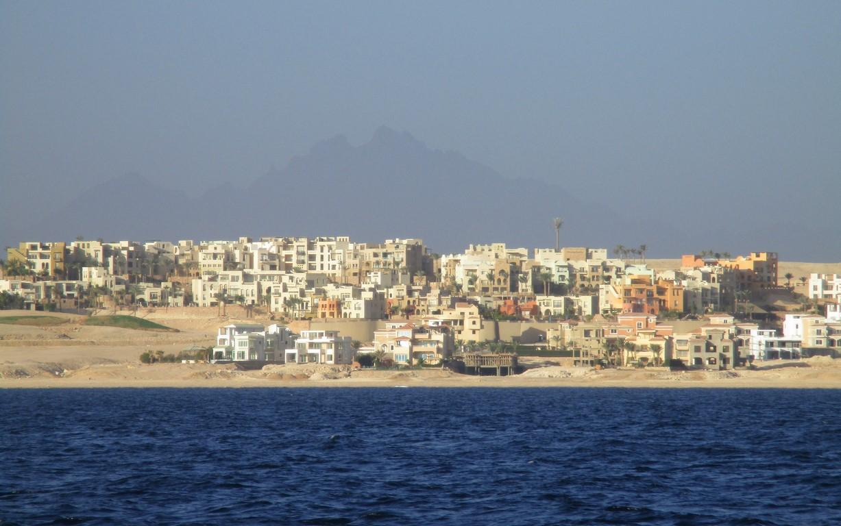 Wybrzeże Egiptu
