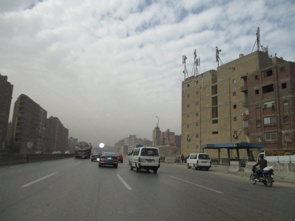 Ulice Kairu
