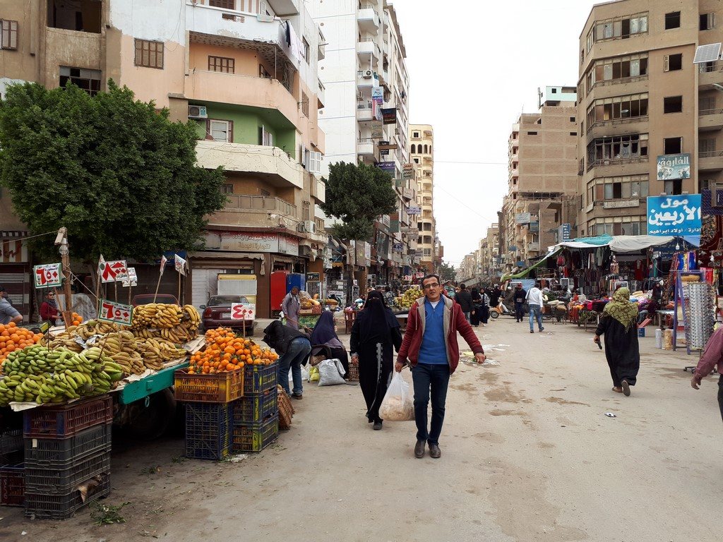 Ulice Suezu
