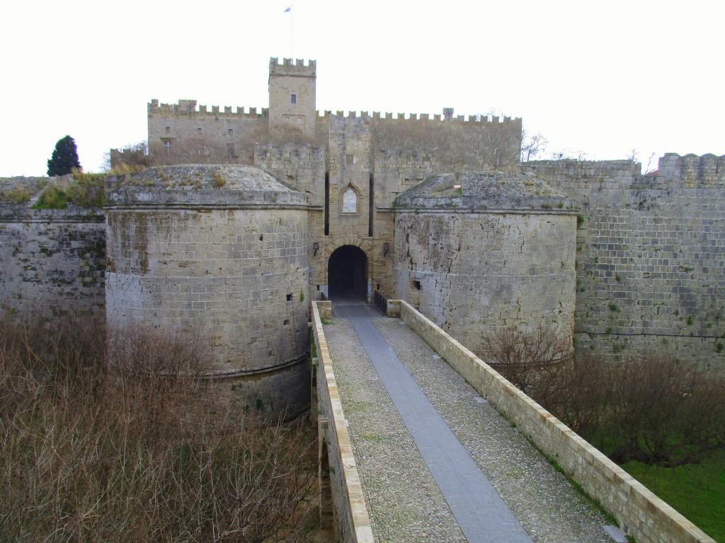 Zamek na Rodos