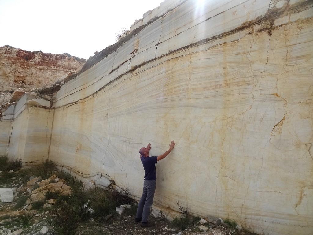 Kamieniołomy na Paros
