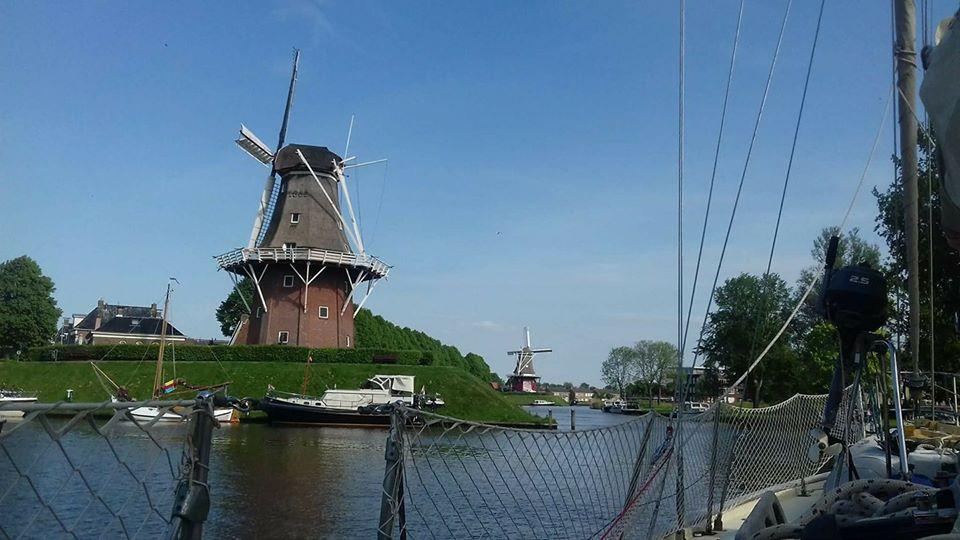 Przeprawa przez Holandię
